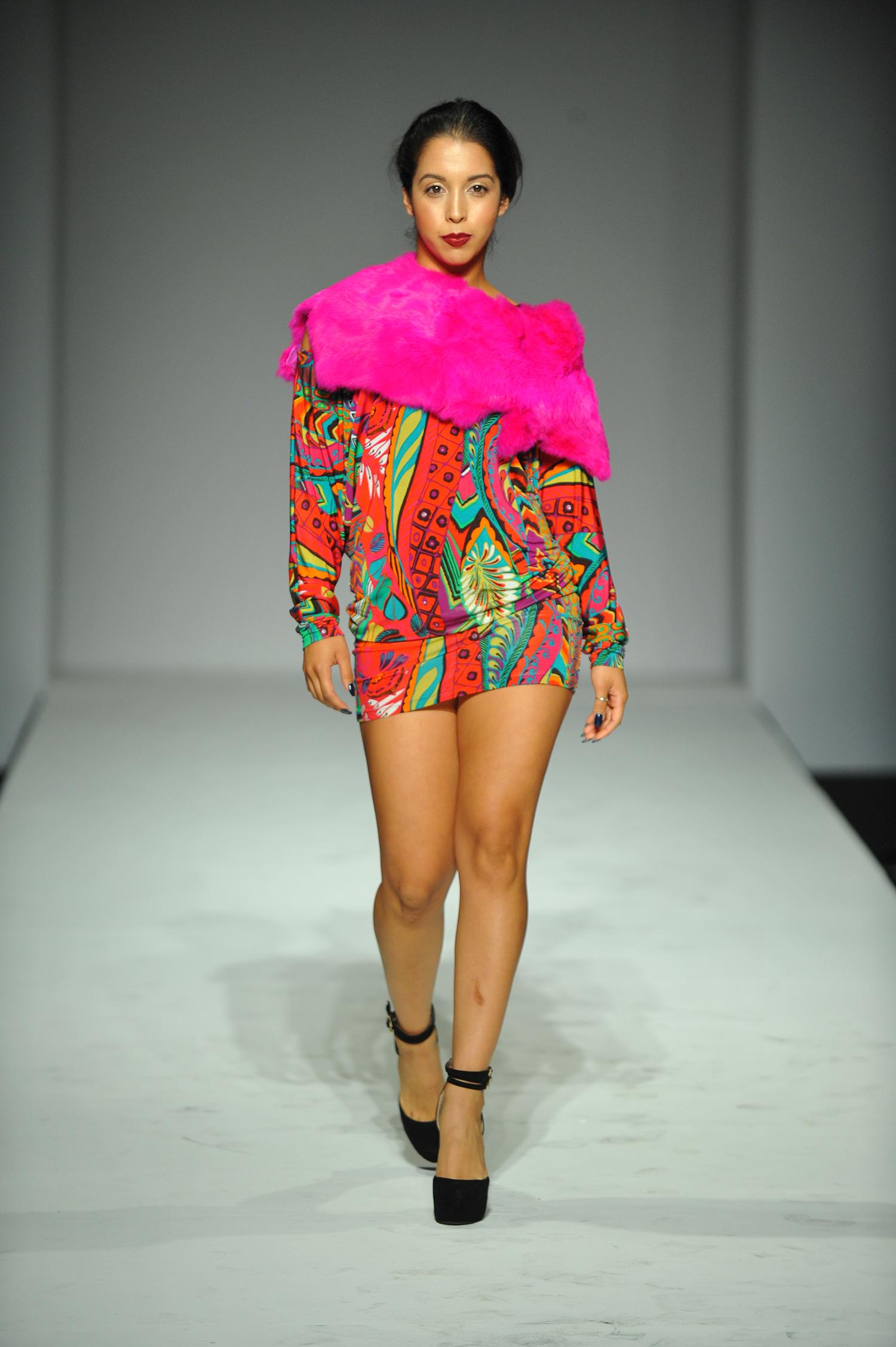 Fall Winter 2014 Tatiana Shabelnik Fashion Designer